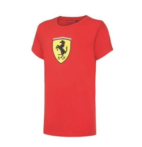 Ferrari Kids Red T-shirt