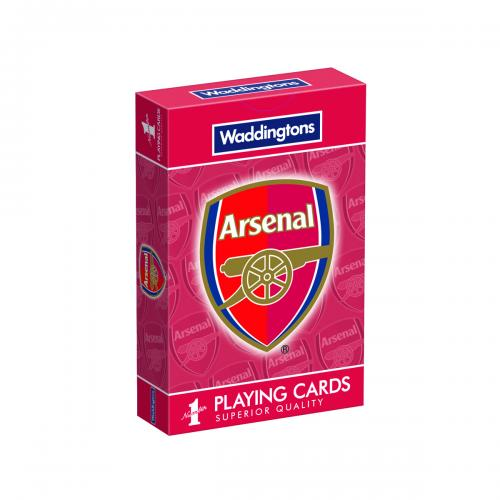 Arsenal F.C. Playing Cards