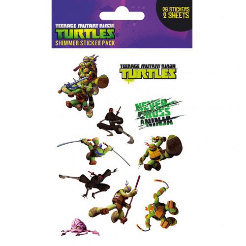 Teenage Mutant Ninja Turtles Sticker Set