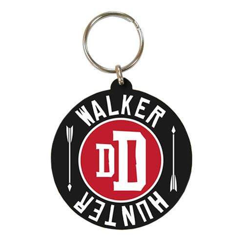 The Walking Dead Keyring Hunter