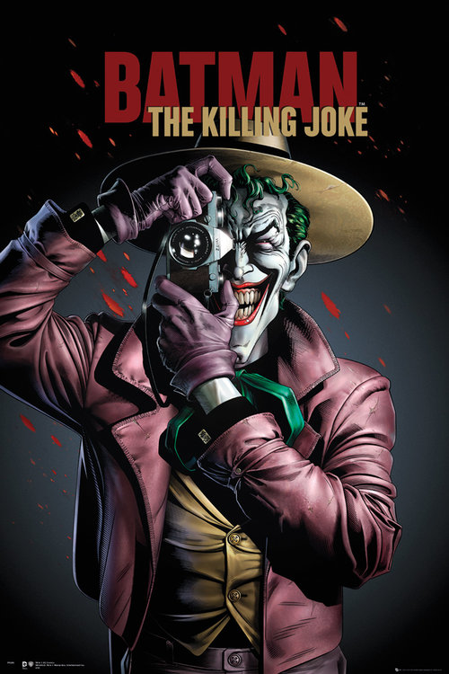 Batman Killing Joke Maxi Poster