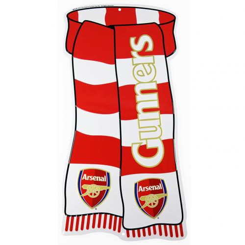 Arsenal F.C. Show your Colours Sign