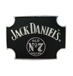 JACK DANIELS No. 7 Sign Belt Buckle