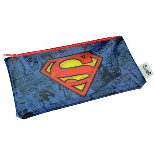 Superman Flat Pencil Case