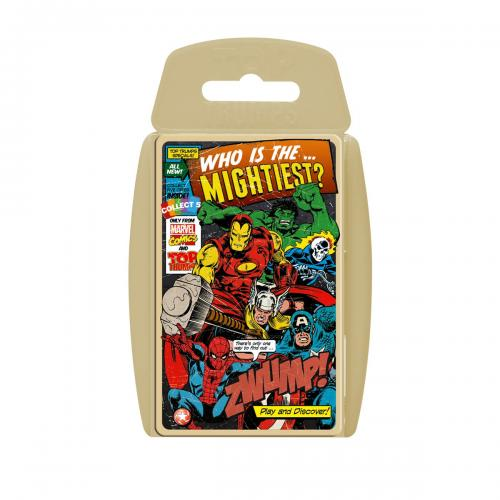 Marvel Comics Top Trumps