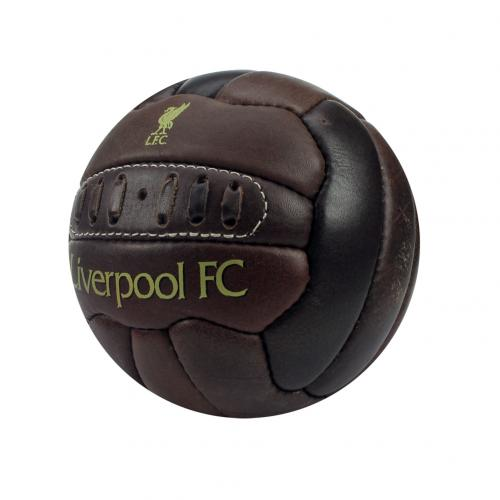 Liverpool F.C. Retro Heritage Mini Ball