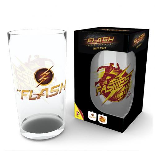 The Flash Large Glass