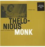 Vynil Thelonious Monk - Genius Of Modern Music   Vol 1