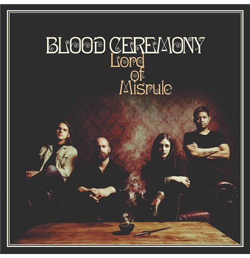 Vynil Blood Ceremony - Lord Of Misrule