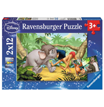 The Jungle Book Puzzles 222018