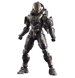 Halo 5 Guardians Play Arts Kai Action Figure Master Chief 27 cm