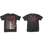 Cannibal Corpse T-shirt Acid
