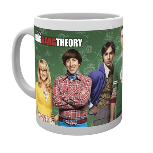 The Big Bang Theory Mug