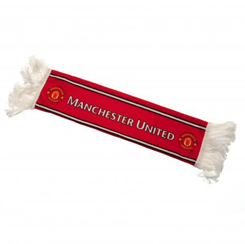 Manchester United F.C. Mini Car Scarf