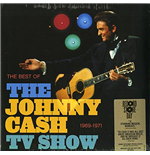 "Vynil Johnny Cash - The Best Of The Johnny Cash Tv Show (12"")"