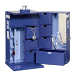 Doctor Who Jewelry Box Tardis