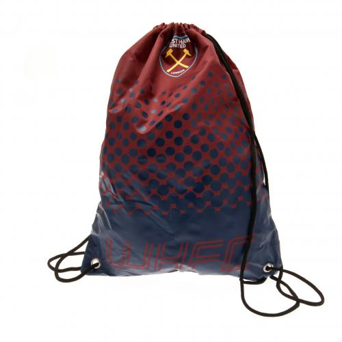 West Ham United F.C. Gym Bag