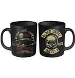 Black Label Society Mug Hell Riding Hot Rod