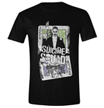 Suicide Squad T-shirt - Cards Black