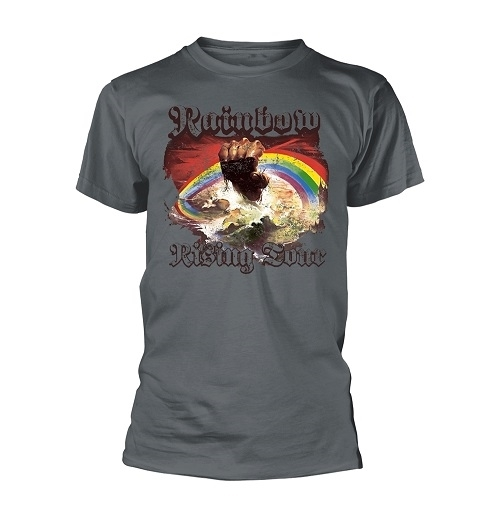 Rainbow T-shirt Rising Tour 76