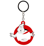 Ghostbusters Keychain with Bottle Opener Logo