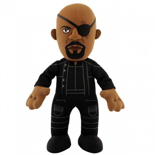 The Avengers Bleacher Creature - Nick Fury