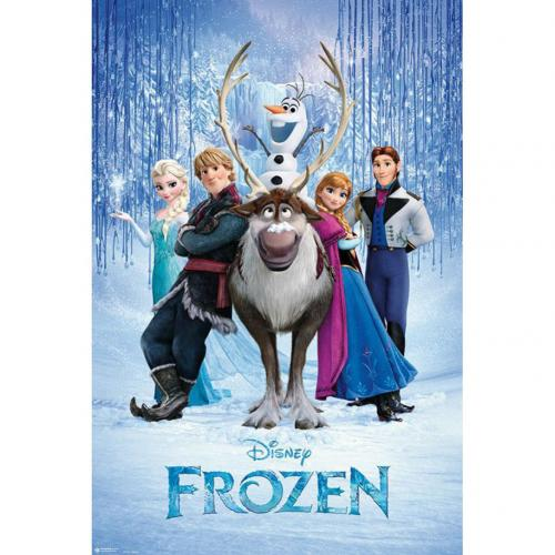 Frozen Poster Group 209