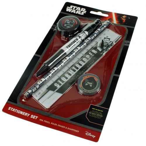 Star Wars The Force Awakens Stationery Set
