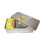Simpsons Socks 3-Pack in a Tin