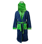 Nintendo Fleece Bathrobe Luigi  /S/M