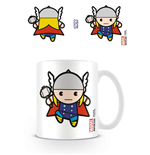 Marvel Comics Mug Kawaii Thor