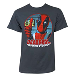 DEADPOOL Thumbs Up Tee Shirt