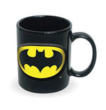 DC BATMAN Embossed Mug