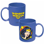 DC WONDER WOMAN Embossed Mug