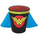 WONDER WOMAN Caped Shot Glass