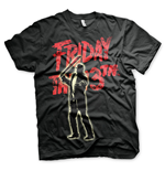 Friday the 13th T-Shirt Jason Voorhees