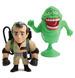 Ghostbusters Metals Diecast Mini Figures 2-Pack Peter Venkman (Slimed) & Slimer 10 cm