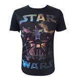 Star Wars T-Shirt Darth Vader All Over