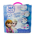 DISNEY Frozen 365 Days to Create with 365pc Creative Accessories Kit
