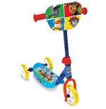PAW PATROL Three Wheel Scooter with Adjustable Handlebar