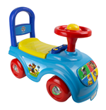 PAW PATROL My First Ride-on with Push Bar