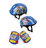 PAW PATROL Helmet, Knee Pads & Elbow Pads Protection Pack