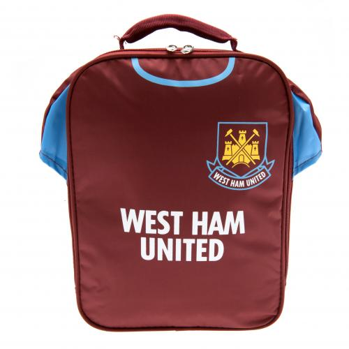 West Ham United F.C. Kit Lunch Bag