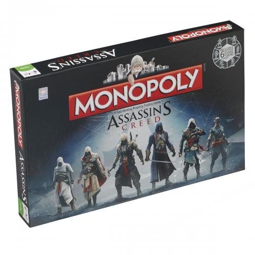 Assassins Creed Edition Monopoly