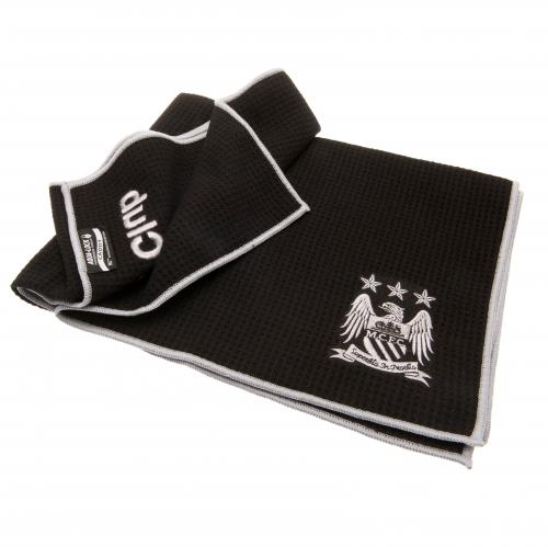 Manchester City F.C. Aqualock Caddy Towel