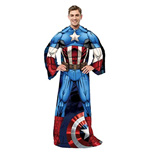 CAPTAIN AMERICA Adult Snuggie