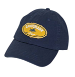 LANDSHARK Adjustable Navy Blue Hat