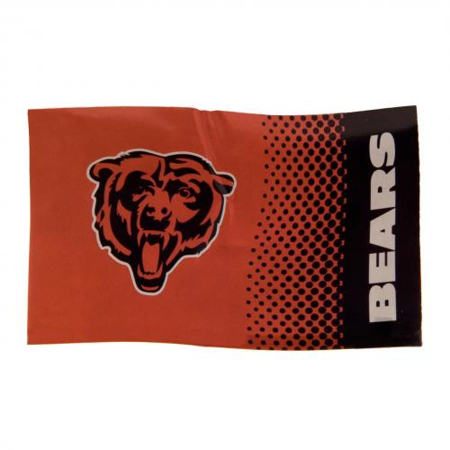 Chicago Bears Flag FD