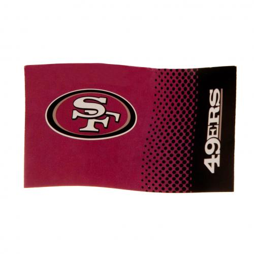San Francisco 49ers Flag FD