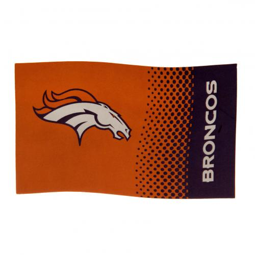 Denver Broncos Flag FD